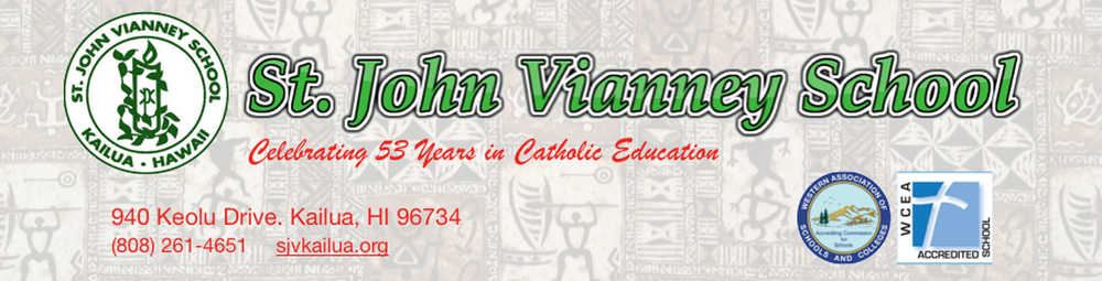 St. John Vianney Parish School